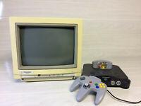 Retro Commodore Amiga 1084S-D2 Gaming Monitor - RGB, RCA - Lagless Speedrun 1992