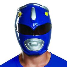 Blue Ranger Mask Mighty Morphin Power Rangers Halloween Adult Costume Accessory