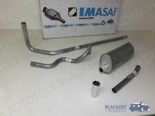 IMASAF Auspuff Anlage komplett für Renault R 5 1.4 Alpine 1980-1982