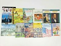 Children's American History of Presidents Book Lot of 12 Presidents' Day
