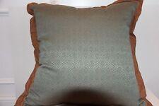 Croscill TUSCON Arizona Southwest Euro Pillow 2 avail NWT