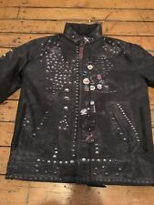 Neighborhood Transfer Punk Jacket Studs Nbhd Fragment Fuct Japan Thinsulate Sz L