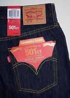 Women's Levi's 501 CT   Customized Jeans