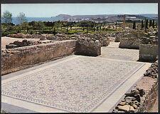 Spain Postcard - Mosaicos Romanos, Ampurias, Costa Brava   LC5448