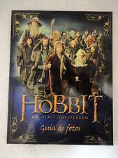 El Hobbit,Un Viaje Inesperado,Guia de Fotos,Minotauro 2012