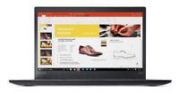 "Lenovo ThinkPad T470s 14.0"" Laptop Intel Core i5 6300u 2.4GHz, 8GB, 256GB SSD W7"
