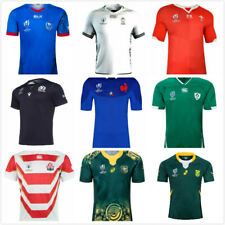 2019-2020 Ireland/England/Wales /Scotland/ Fiji Rugby World Cup Rugby Jersey