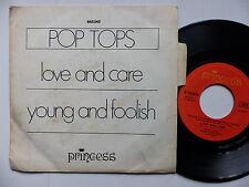 POP TOPS Love and care 645045 PROMO JUKE BOX