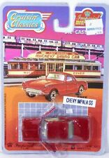 Vintage Imperial Cruins'n Classics 1964 Chevrolet Impala Red '64 China MOC 1/64
