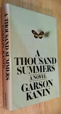 A Thousand Summers by Garson Kanin (1973, Hardcover) First Edition