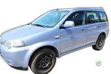 Honda HR-V 2000-2005 conjunto de frente viento desviadores Heko teñido 2pc