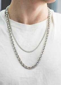 Crazy 256 Gram Platinum Chain! Wholesale Pricing!