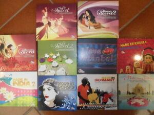Gülbahar Kültür/Sufi's Harem Secret Made in India Russia Persia Germany 10 DoCDs