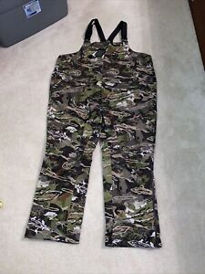 NWT CAMO UNDER ARMMOUR OVERALLS SIZE 5XL
