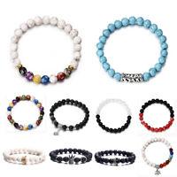 Homme de mode Bracelet Natural Rock bracelet Turquoise bracelet Tortue éléphant
