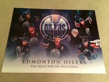 Oilers Ryan Smyth 2006 Stanley Cup Finals Poster Save on Foods Litho Poster