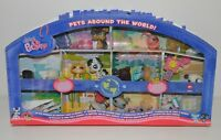 Pets around the world animaux du monde My Littlest Pet shop LPS HASBRO TBE