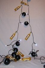 NEW in Box Barware CAPTAIN MORGAN CANNONBALL HOLIDAY STRING LIGHTS Neat Gift!
