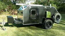 Vintage trailer Works XTR Off-Road Teardrop Camper