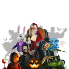 NEW Full AtmosFX Halloween Holiday Decorations Collections 2021