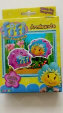 FIFI AND THE FLOWERTOTS SWIMMING ARMBANDS 3-6 YEARS BRAND NEW BOXED.