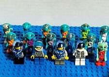 LEGO LoM Minifigure Lot Life on Mars COMPLETE Collection Martian Cassiopeia Mac