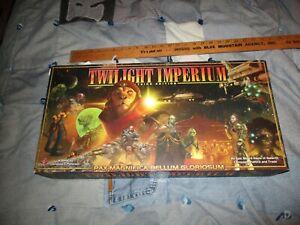Fantasy Flight Games' TWILIGHT IMPERIUM THIRD EDITION - LITTLE USED!