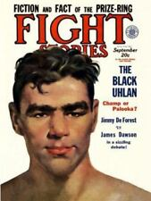 Fight Stories, September 1930 by Robert E. Howard, James P. Dawson and Jimmy...