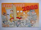 """CPM """"Le journal de Mickey - Bonne année 2000"""""""