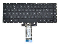 GENUINE HP PAVILION 14-BK SERIES BLACK US ENGLISH LAPTOP KEYBOARD 2B-AB201Q110