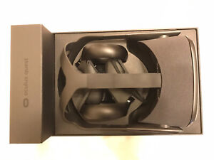 Oculus Quest 128gb Black  All In One VR Headset