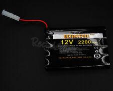 12V AA 2200mAh NI-MH Rechargeable Battery Pack Tamiya