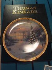 Thomas Kinkade Lights Of Liberty 2000 Collector Plate W/Coa #4508A