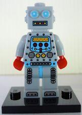 Lego Minifigure - Clockwork Robot (Minifig Series 6  2012)