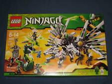 LEGO 9450 Lego Ninjago EPIC DRAGON BATTLE Set NEW NIB SEALED Retired 2012