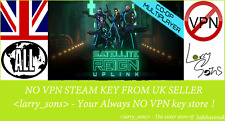 Satellite Reign Steam key NO VPN Region Free UK Seller