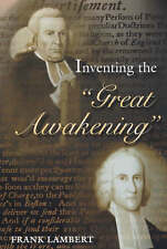 "NEW Inventing the ""Great Awakening"" by Frank Lambert"