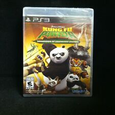 Kung Fu Panda: Showdown of Legendary Legends (Sony PlayStation 3) BRAND NEW