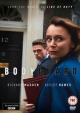 Bodyguard DVD 2018 DVD Region 2