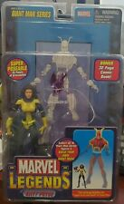 Marvel Legends Kitty Pryde w/ Lockheed Giant Man Series No BAF