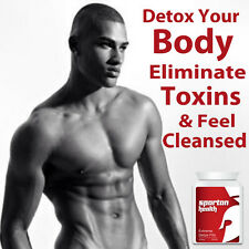 SPARTAN HEALTH DETOX PILL TABLET LOSE WEIGHT PURE BODY CLEANSE LIVER FAST