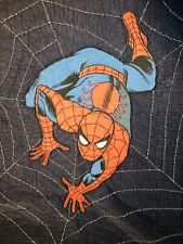 Pottery Barn Kids Twin Spider-Man Quilt Spiderman