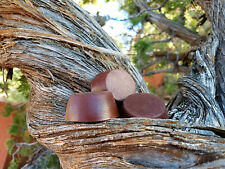 3 Red Rock Sedona Vortex Pucks -  Orgonite® Tower Busters - Orgone Generator®