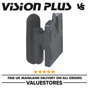 Vision Plus Short Arm Quick Release TV Bracket Wall Mount for Caravans Motorhome