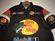 XXL Tall NEW NIP Tony Stewart Ford Nascar Pit Crew Shirt Haas Rush  #14 2XL Tall