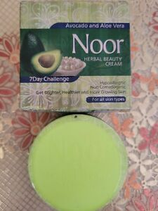 Noor Herbal beauty cream USA seller EXP 12/2023