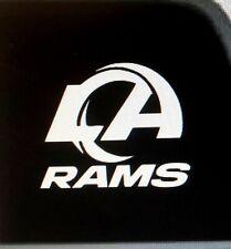 L.A.RAMS New logo Vinyl Decal #2