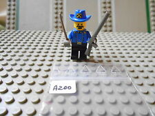 LEGO  VINTAGE   MINIFIG   OMINO  Western CAVALRY SOLDIER  6762  6769  6706