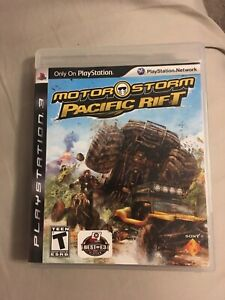 MotorStorm: Pacific Rift PS3 complete in box (Sony PlayStation 3, 2008)