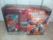 Hasbro Transformers Universe: 25th Anniversary Optimus Prime MISB G1 reissue '09